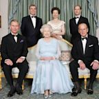 Prince Philip's death left 'a huge void' in the Queen's life, Prince Andrew says