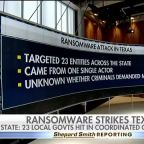 Coordinated ransomware attack strikes Texas