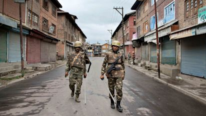 Over 400 Paramilitary Personnel Killed In Last 3 Yrs: MHA Official