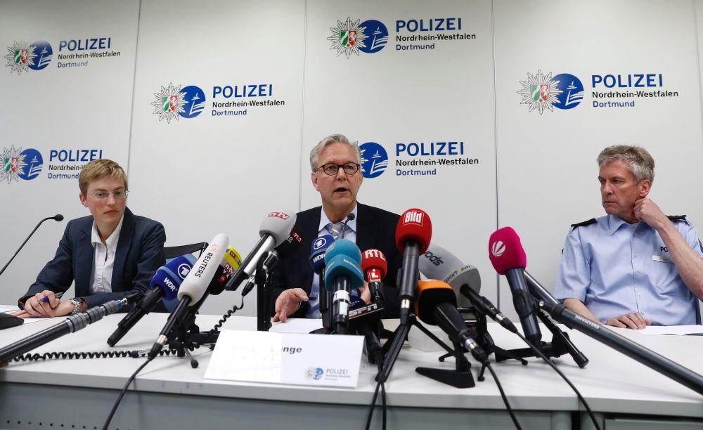 Nach Sprengstoffanschlag: Höchste Sicherheitsmaßnahmen bei Neuansetzung des BVB-Spiels
