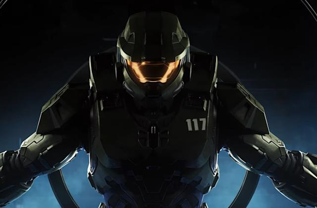 'Halo Infinite' gameplay trailer shows off Master Chief's grappling hook