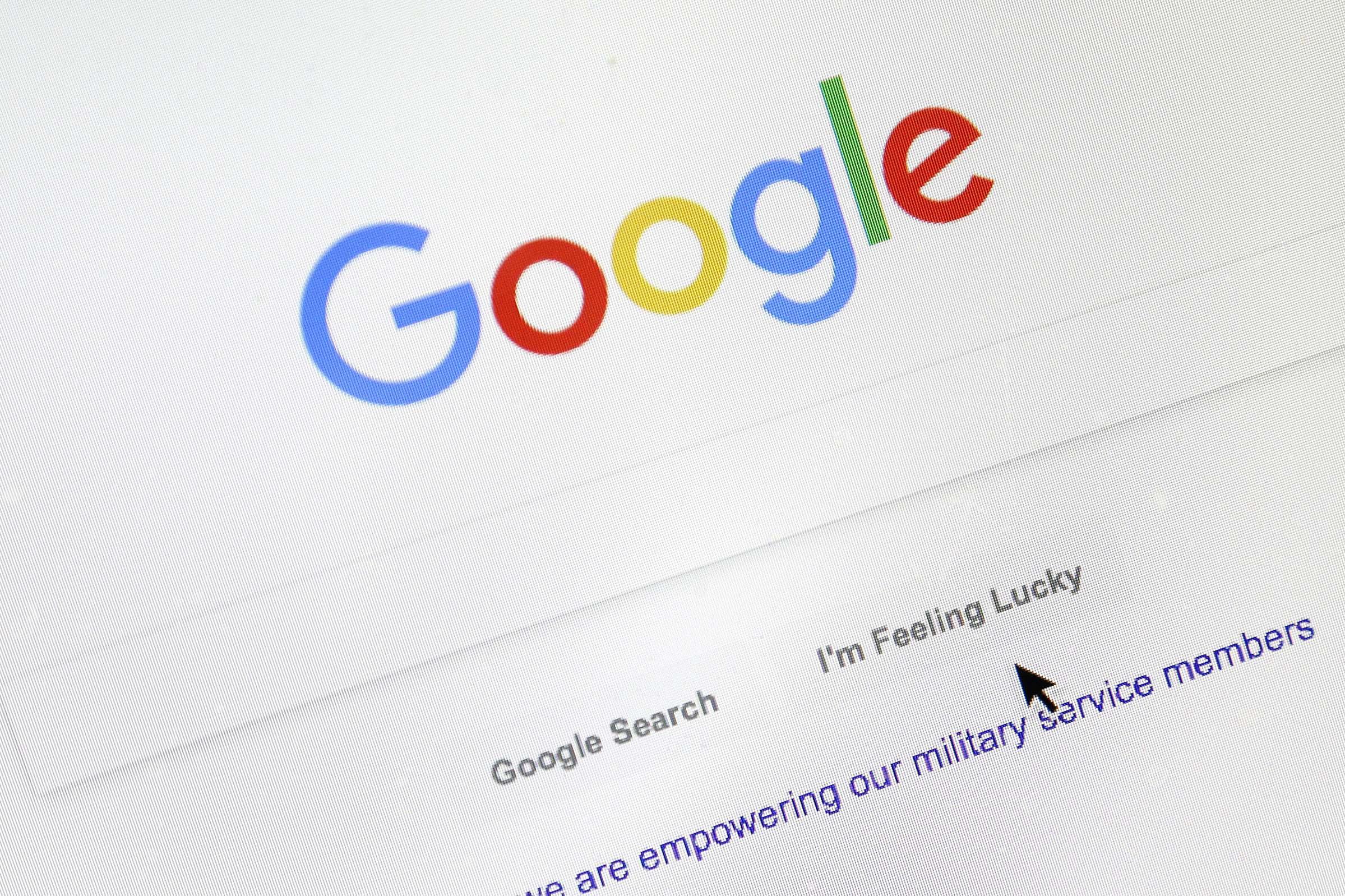 Google antitrust suit is coming, but not next week