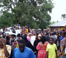 Fire at school outside Liberia's capital kills at least 27