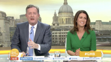 'She's not even that good-looking!': Piers Morgan lashes out at billionaire Kylie Jenner