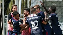 Chicago Fire 2-1 Seattle Sounders: Pineda late show sinks champions