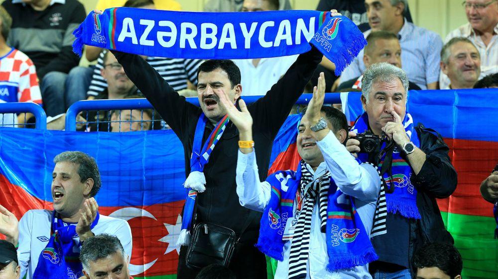 """Aserbaidschan: """"Land des Feuers"""" hofft auf """"Explosion"""" gegen DFB"""