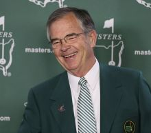 Billy Payne will step down as head of Augusta National