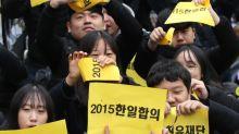 Japón instá a Corea del Sur a respetar acuerdo sobre esclavas sexuales
