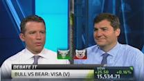Visa is something you want to own: Trader