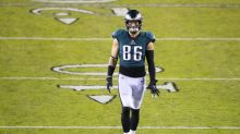 NFL rumors: Would the Falcons consider trading for Zach Ertz?