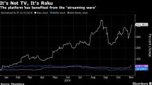 Roku Says It Won't Be Long Before Streaming Revenue Eclipses TV