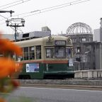 Hiroshima survivor recalls working on tram after A-bomb