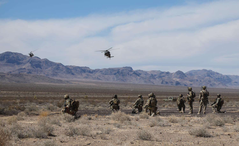Nevada Assembly against expanding Nellis military training range into refuge