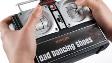 UK Dads May Receive 'Dad Dancing Shoes' For Father's Day