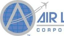 Air Lease Corporation Announces Delivery of One New Airbus A321-200neo LR Aircraft to Air Astana