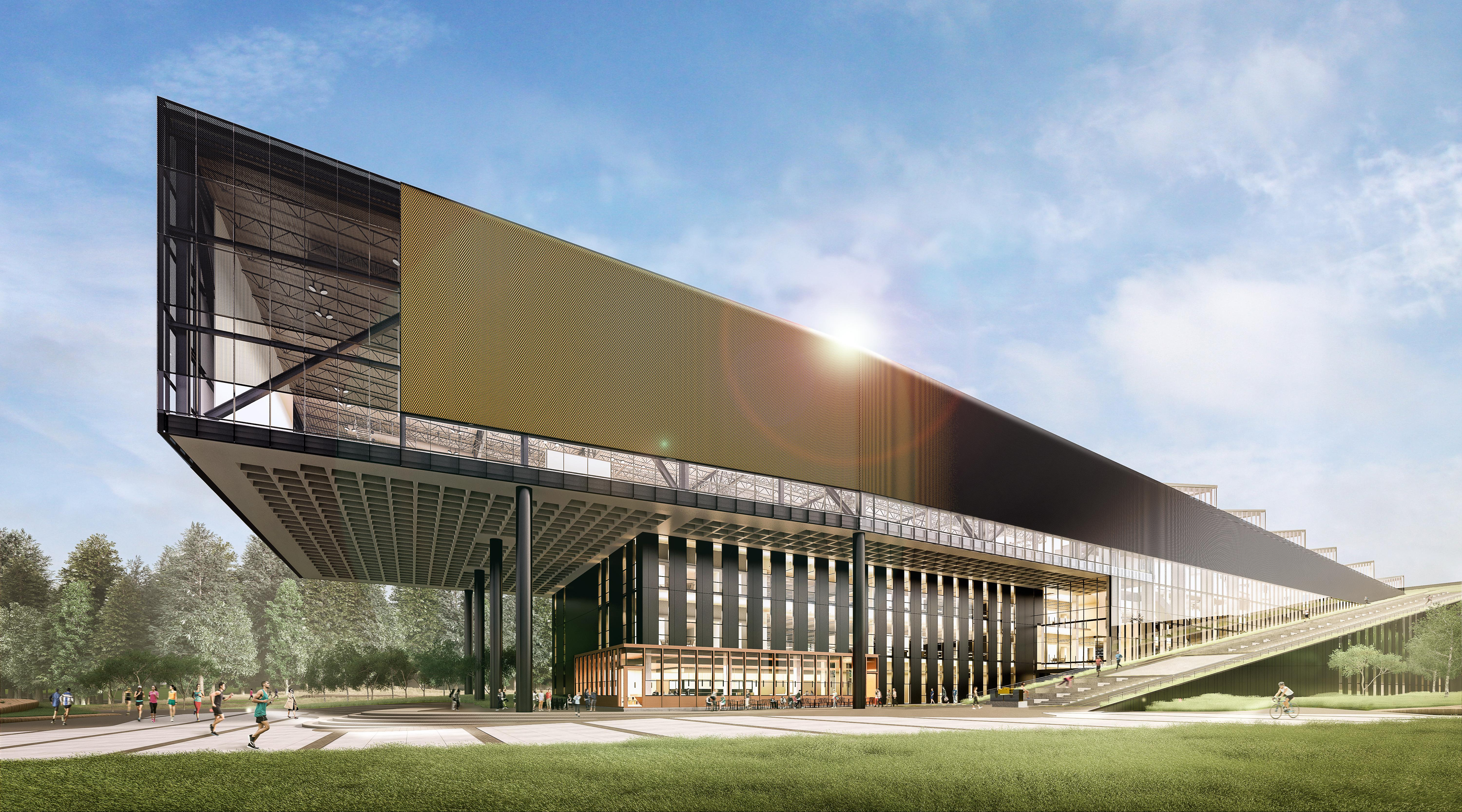 Nike Names Its New Advanced Innovation Building After LeBron