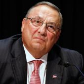 Maine Governor Paul LePage Left An Obscenity-Laced Voicemail For Maine Rep. Drew Gattine