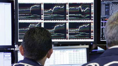 US markets flatline while weed stocks surge