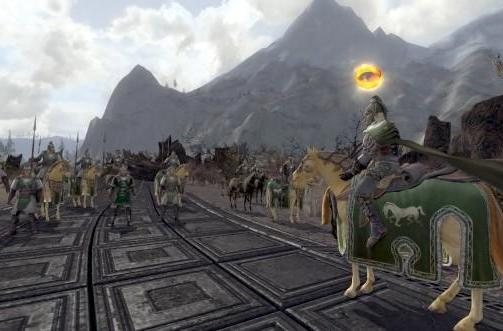 The Road to Mordor: Ride to ruin and the world's ending!
