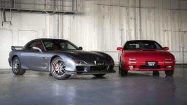 Mazda 宣布重新生產經典跑車 RX-7 的部分零件!