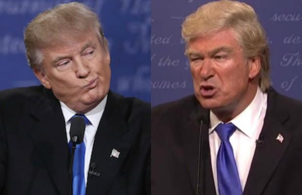Trump Threatens 'SNL' With Federal Investigation Because They Mock Him