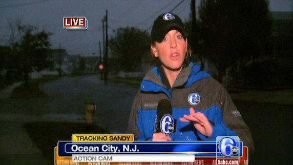 Annie McCormick reports from Ocean City, NJ