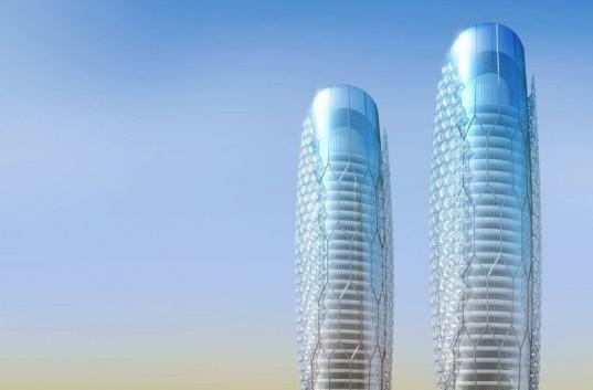 Inhabitat's Week in Green: Honeycomb skyscrapers, solar funnels, and the Karma PHEV supercar
