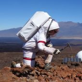Scientists Exit Hawaii Dome After Yearlong Mars Simulation