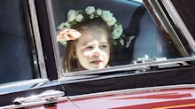 Princess Charlotte took charge of the other bridesmaids and was 'really organised' at the royal wedding