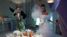 Gigi and Bella Hadid re-create hilarious Beetlejuice scene for Vogue