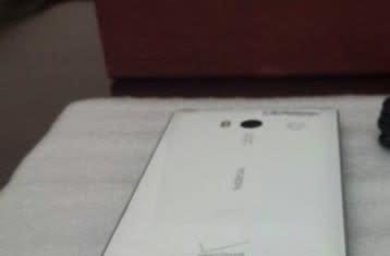 Nokia's Verizon-bound Lumia 929 shows up again in leaked photo