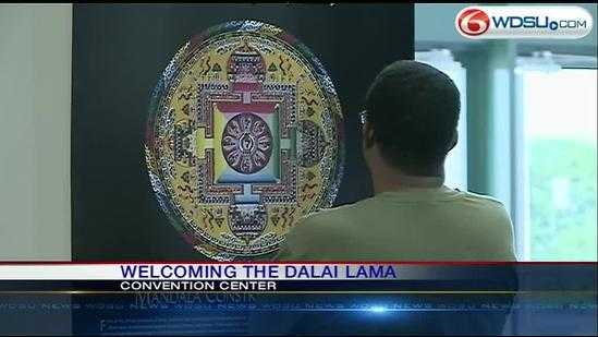 Dalai Lama coming to New Orleans to speak about peace