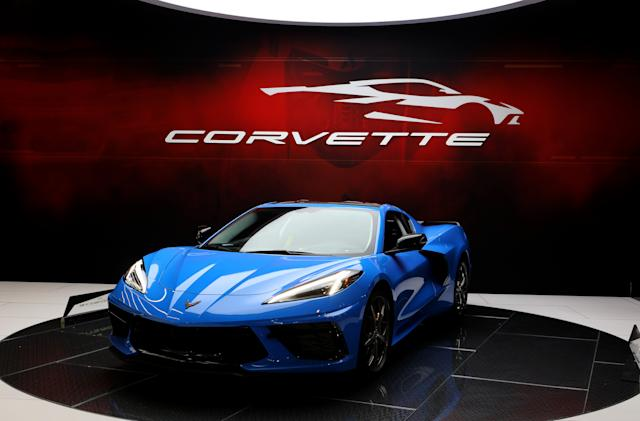 GM is reportedly considering an electric Corvette SUV