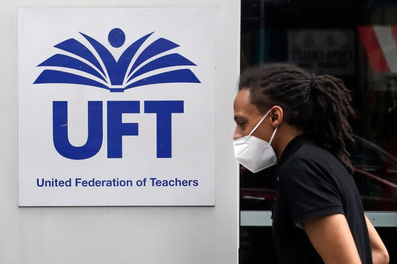 NYC Teachers' Union Threatens Strike If Schools Reopen Without Safety Measures
