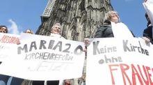 """Wegen des Namens: Kardinal Woelki distanziert sich brüsk von """"Maria 2.0"""""""