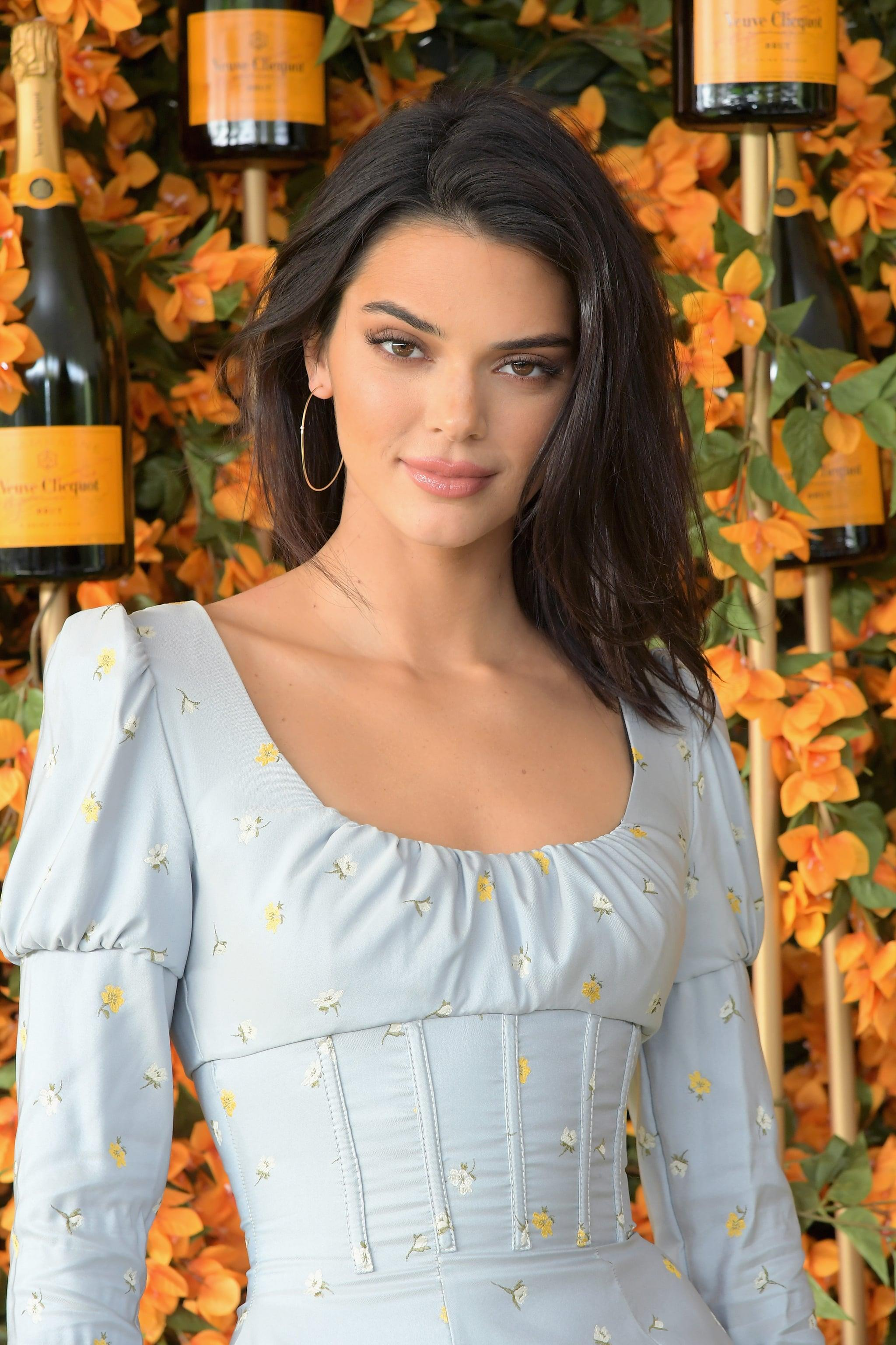 eb9829996200eb Kendall Jenner's Corseted Minidress Is Exactly the Modern Renaissance We  Need