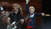 "Spontane Gesangseinlage im Park: Bon Jovis ""Livin' on a Prayer"" mal anders"