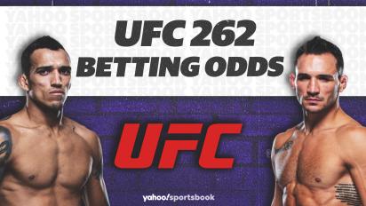 Betting:UFC262 Oliveira vs. Chandler Odds
