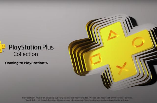 PlayStation Plus Collection gives PS5 owners some of the best PS4 games