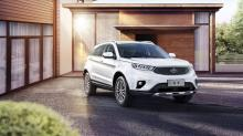Ford releases new Territory mid-size SUV in China to boost sales