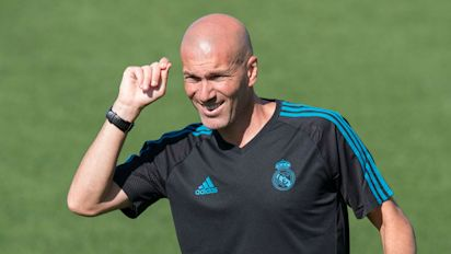 Zidane confirms new Madrid contract agreed