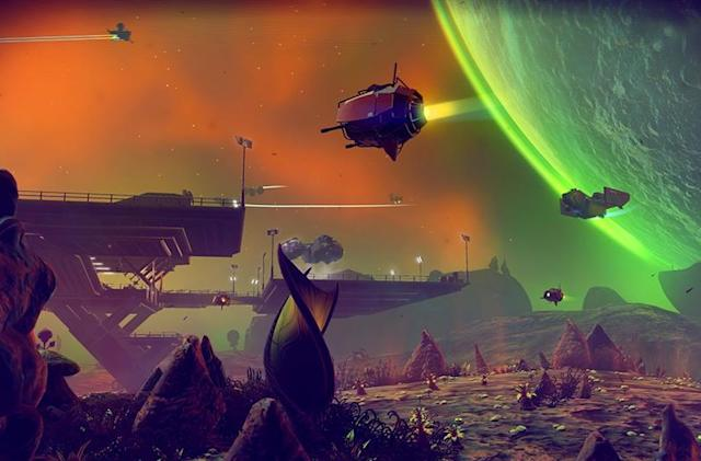 'No Man's Sky' comes to Xbox this summer alongside huge update
