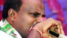 Why Cong Plays It Cool Despite Jaitley's Blog on Teary Kumaraswamy