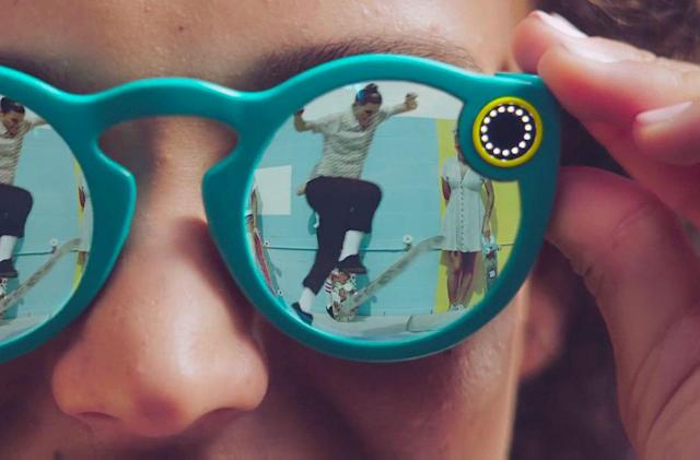Snap is working on a new set of Spectacles