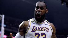 LeBron James' pre-game preparation is even frustrating his wife