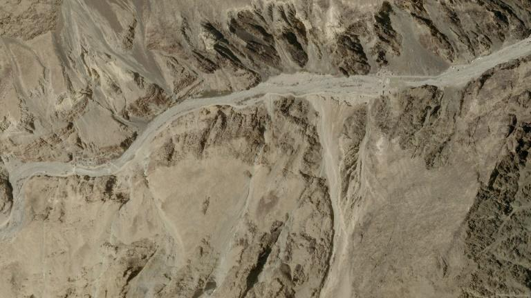 Indian army sources said Chinese soldiers were seen dismantling tents and other structures in the contested Galwan Valley in Ladakh, the scene of deadly hand-to-hand fighting last month