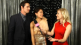 Video: Beauty and the Beast's Jay Ryan and Kristin Kreuk Celebrate
