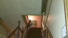 Can you see a ghost in this photo? Some claim 'lady in white' spotted on haunted tour