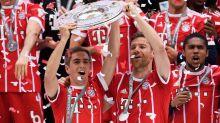 Bayern says goodbye to legends Lahm, Alonso on emotional final day of Bundesliga season