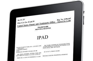 Apple and Fujitsu inevitably caught up in iPad trademark dispute